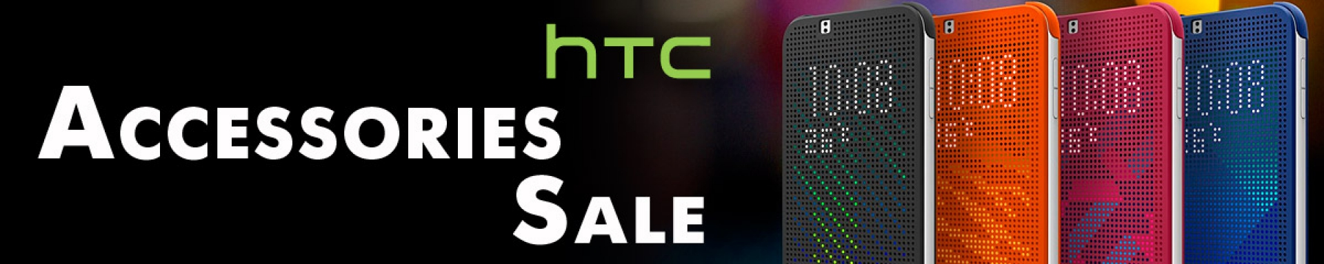 HTC Accessories sell-out