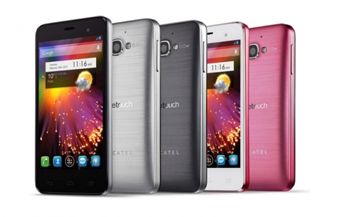 TFN Trading is distributor of Alcatel smartphones in the Baltic countries